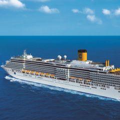 7 Night Mediterranean Cruise from Marseille, France