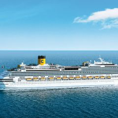 4 Night Mediterranean Cruise from Barcelona, Spain