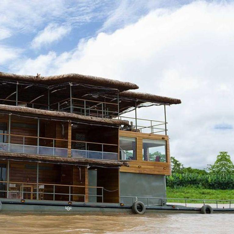 Delfin Amazon Cruises Cruises & Ships