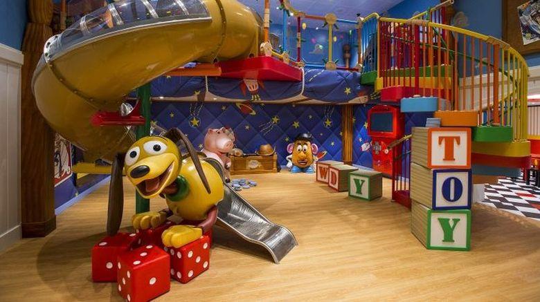 <b>Disney Magic Childrens Facilities</b>