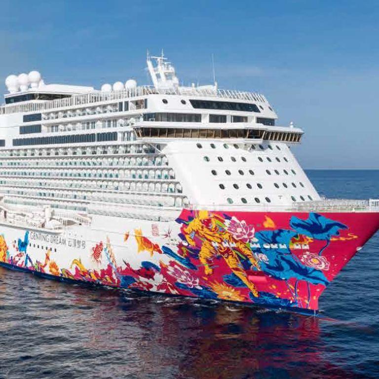 Dream Cruises Cruises & Ships