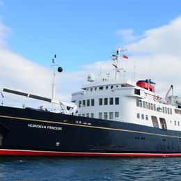 Hebridean Princess Cruise Schedule + Sailings