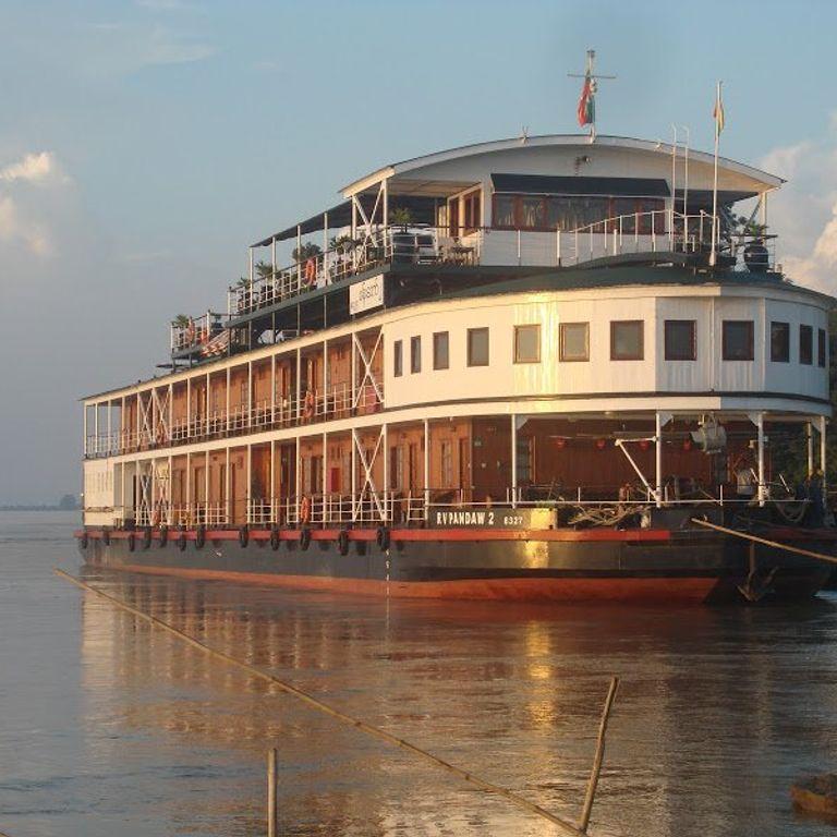 Pandaw River Cruises Cruises & Ships