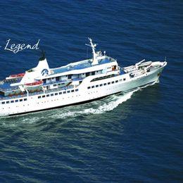 Galapagos Legend Cruise Schedule + Sailings