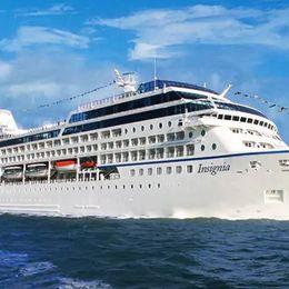 Oceania Cruises Insignia Paris Cruises