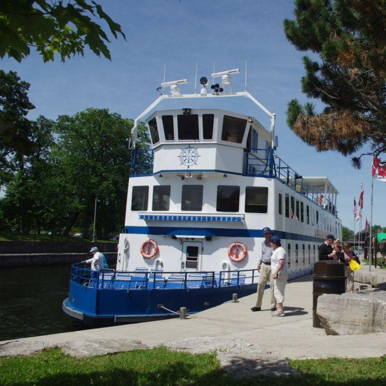 Ontario Waterway Cruises Inc Cruises & Ships
