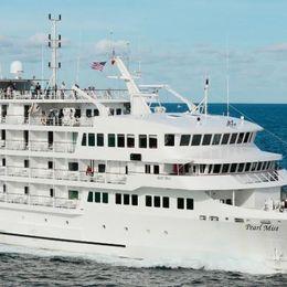 Pearl Mist Cruise Schedule + Sailings