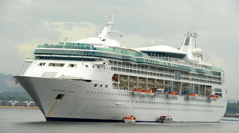 Rhapsody of the Seas Exterior
