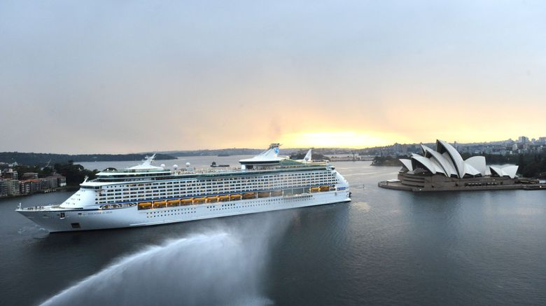Voyager of the Seas Exterior