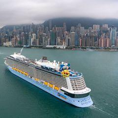 5 Night Oriental Cruise from Shanghai, China