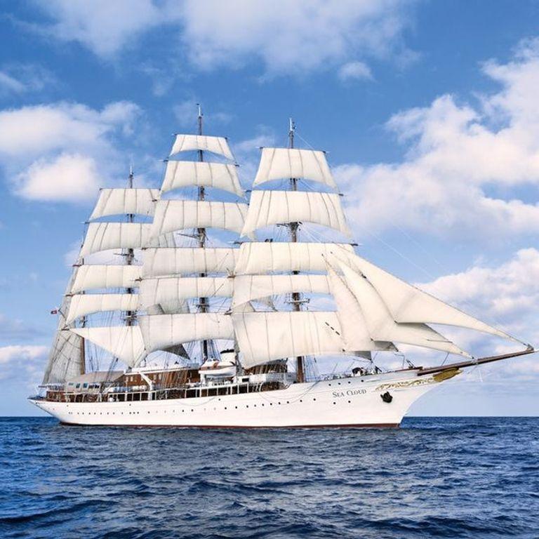 Sea Cloud Cruises Cadiz Cruises