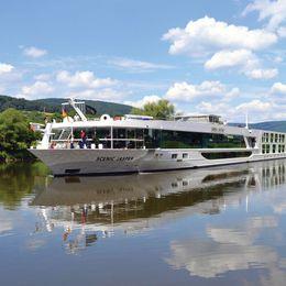 Scenic Scenic Jasper Paris Cruises