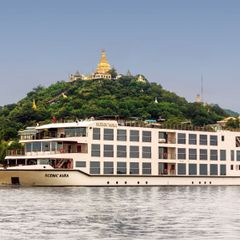 13 Night Southeast Asia Cruise from Yangon, Myanmar