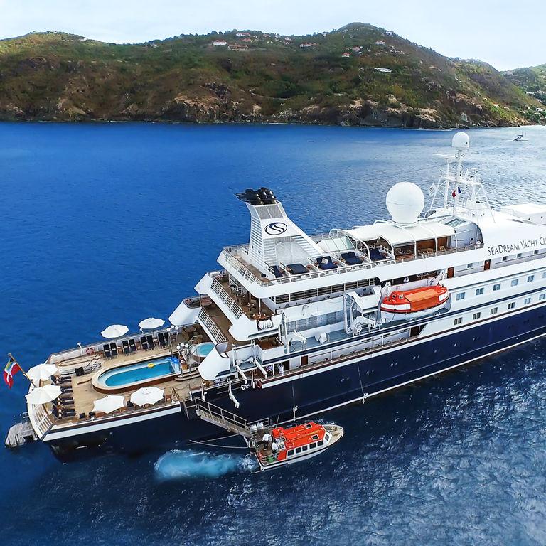 SeaDream Yacht Club Cruises & Ships