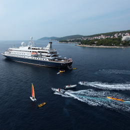 SeaDream II Cruise Schedule + Sailings