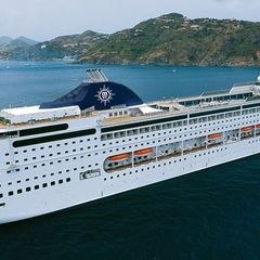 7 Night Eastern Mediterranean Cruise from Haifa, Israel