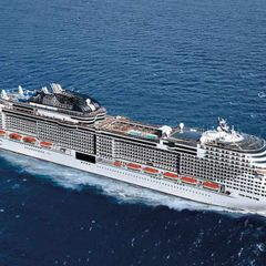 12 Night Middle East Cruise from Port Kelang, Malaysia