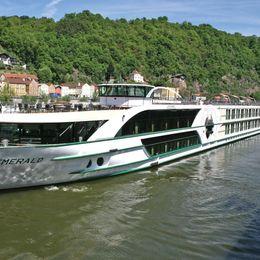 Tauck River Cruising Emerald Paris Cruises