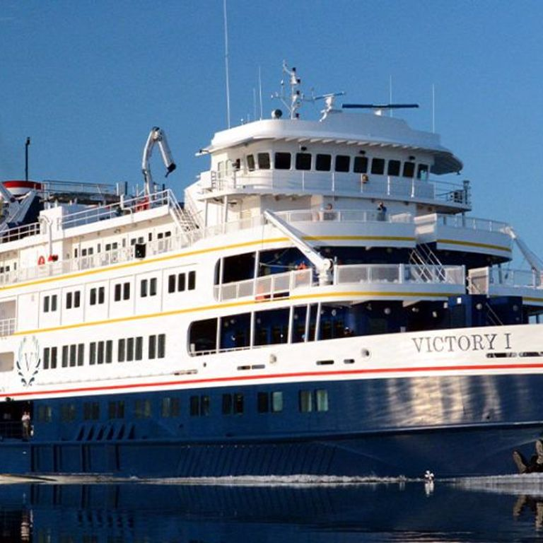 Victory Cruise Lines Cruises & Ships