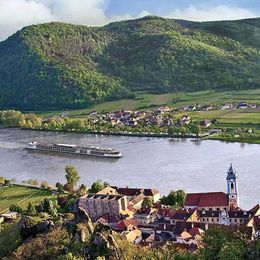 Viking River Cruises Viking Jarl Regensburg Cruises