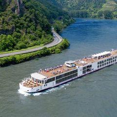14 Night European Inland Waterways Cruise from Avignon, France