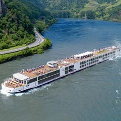 7 Night European Inland Waterways Cruise from Regensburg, Germany