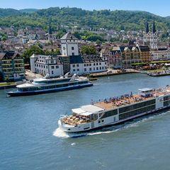 7 Night European Inland Waterways Cruise from Avignon, France