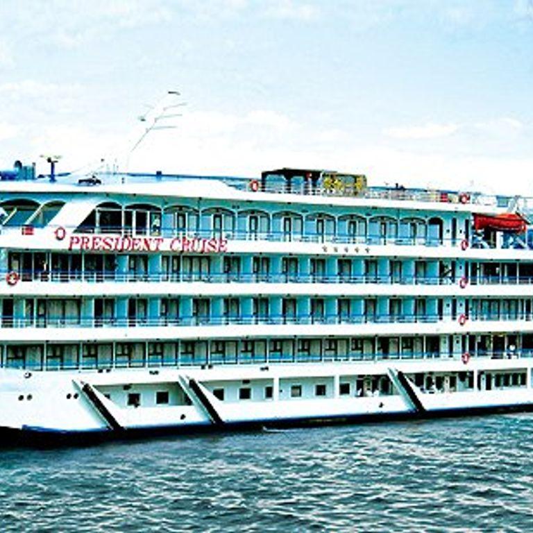 President Cruises Cruises & Ships
