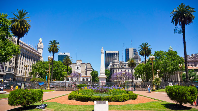 <b>Buenos Aires Scenery</b>