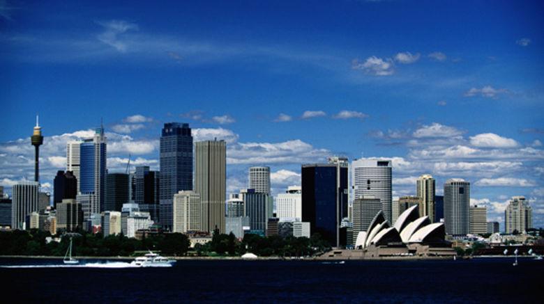 <b>Sydney Scenery</b>