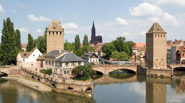 Strasbourg Scenery
