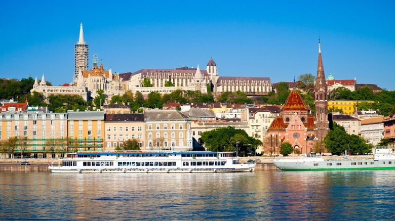 <b>Budapest Scenery</b>