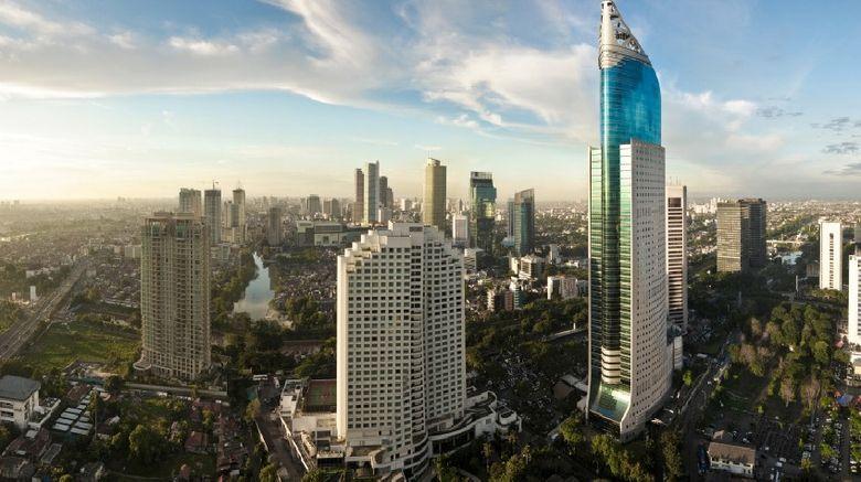 Jakarta Scenery