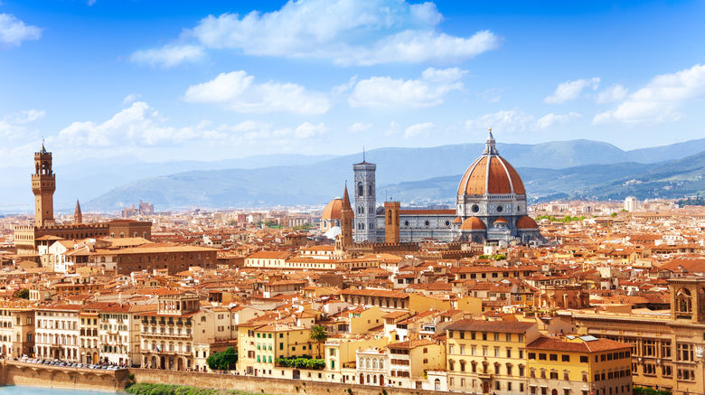 <b>Florence Scenery</b>