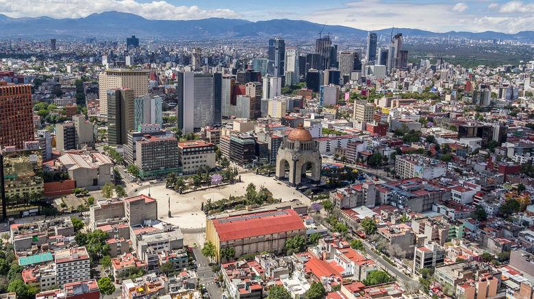 <b>Mexico City Scenery</b>