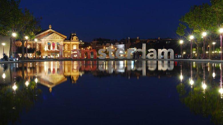 <b>Amsterdam Building</b>