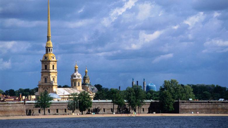 St Petersburg Scenery