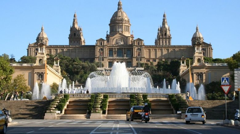 <b>Barcelona Building</b>