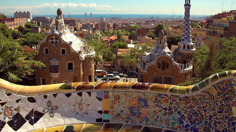 <b>Barcelona Scenery</b>