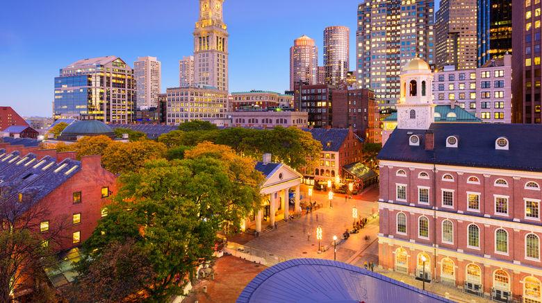 <b>Boston Scenery</b>