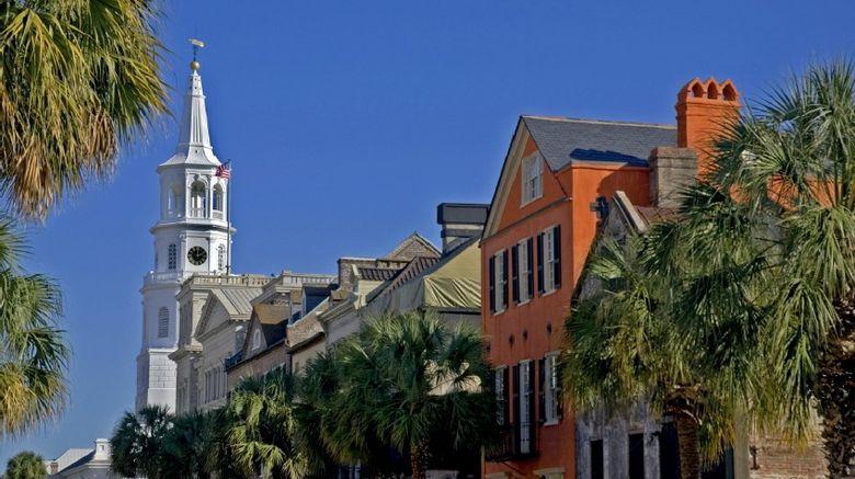 Charleston Scenery
