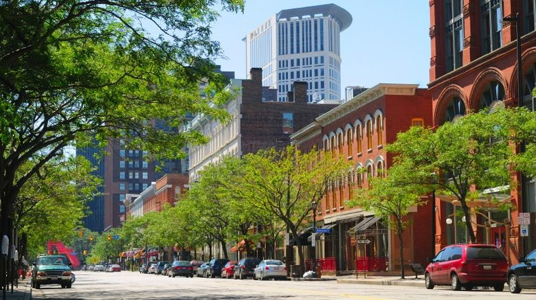 <b>Cleveland Scenery</b>