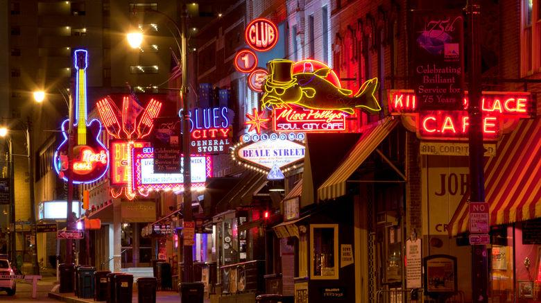 <b>Memphis Scenery</b>