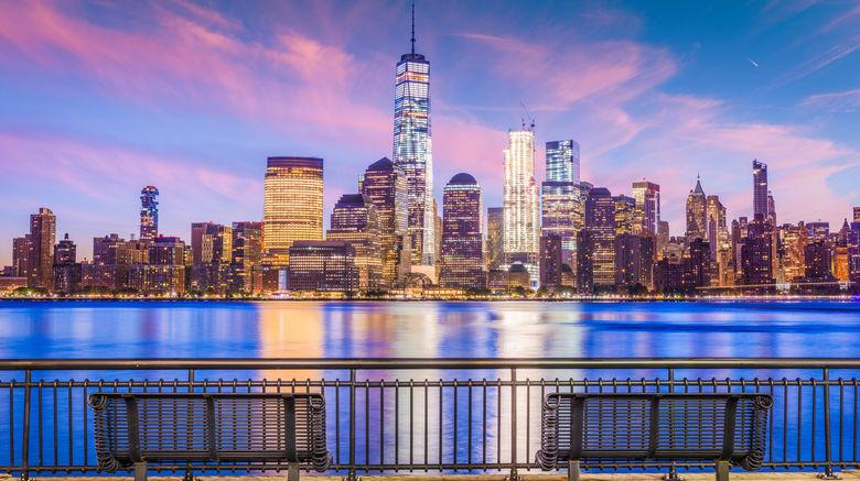 <b>New York Scenery</b>