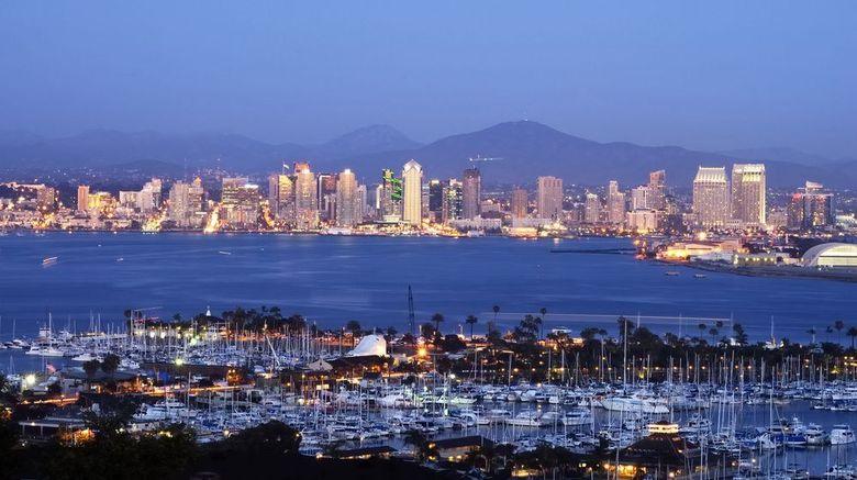 San Diego Scenery