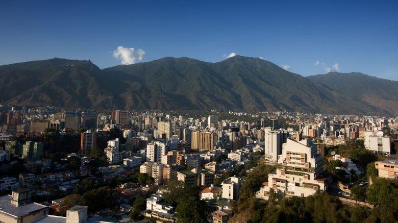 <b>Caracas Scenery</b>