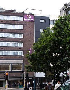 Premier Inn Glasgow C.C. (Argyle Street)