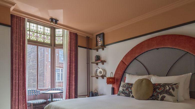 Jan Luyken Hotel Amsterdam Room
