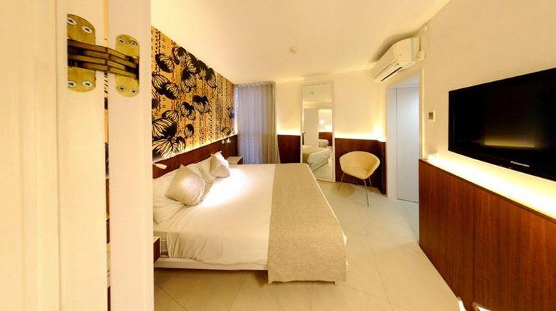 Jerusalem Tower Hotel Room