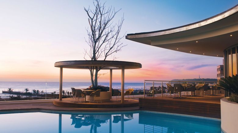 Southern Sun Elangeni  and  Maharani Pool